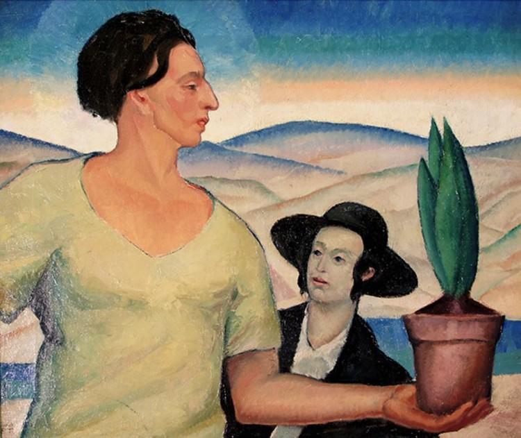 Todrosgeller untitled 28twomen 29 1927 spertusinst