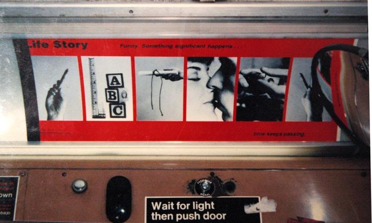 1983 criticalmessages installed on cta