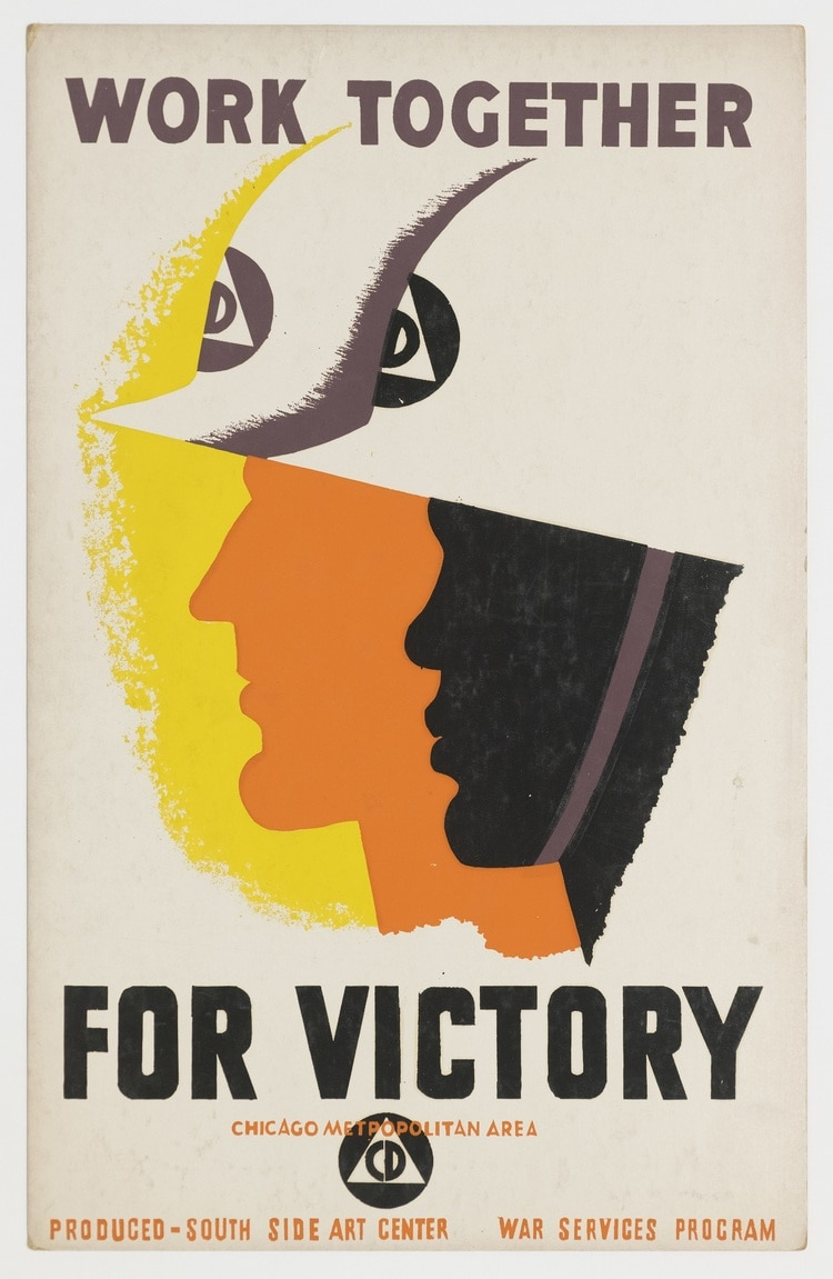 Together for victory   unknown designer.for web