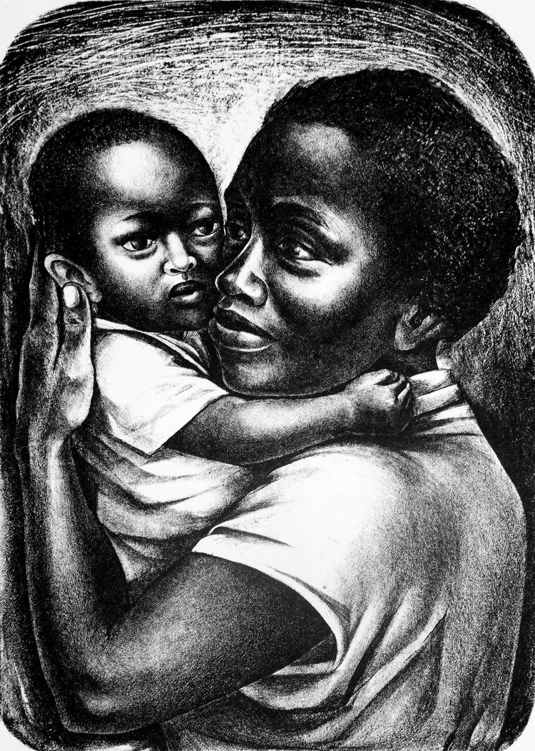 Black maternity 1959 hi res
