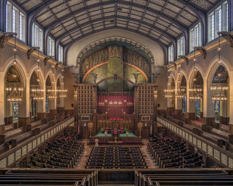 2nd pres sanctuary
